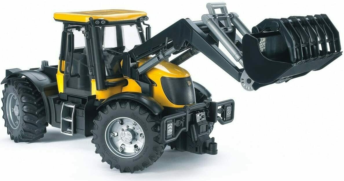 Tracteur forestier JCB FASTRAC 3220 Brüder