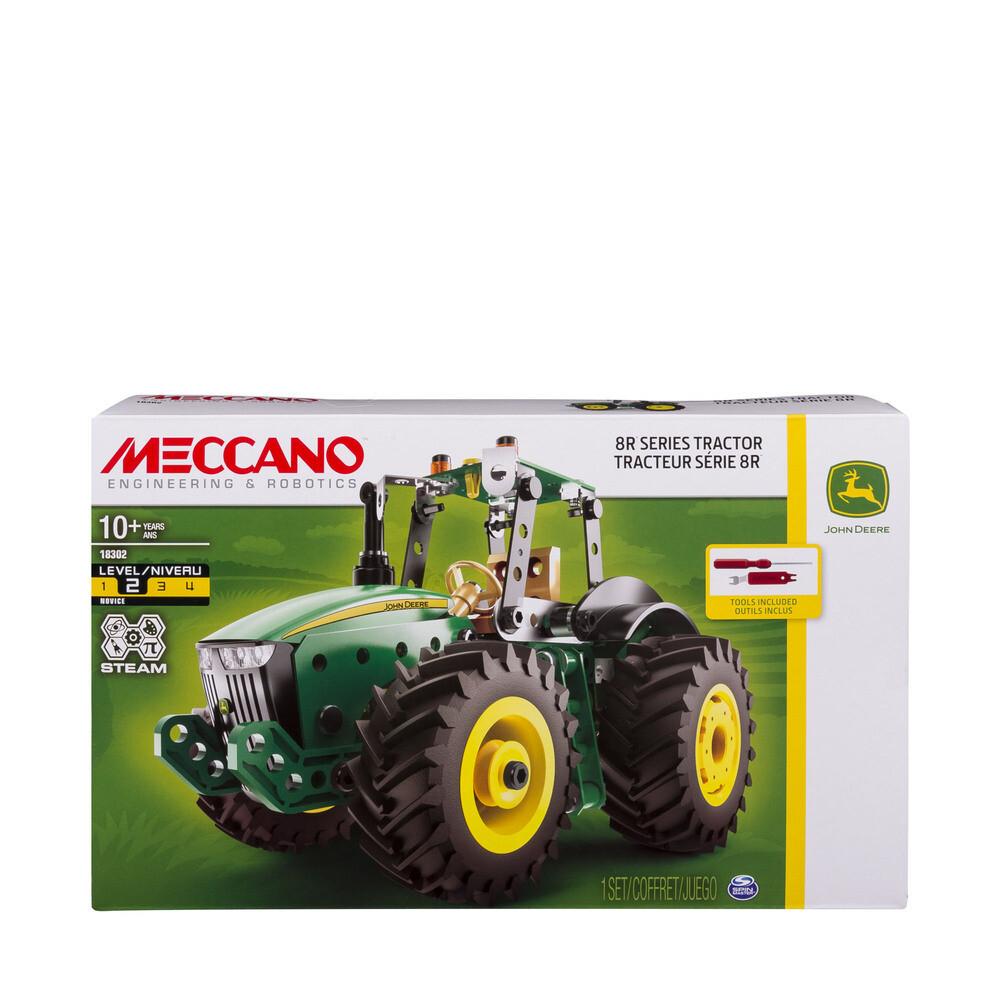 Meccano 8R Série Tractor John Deere