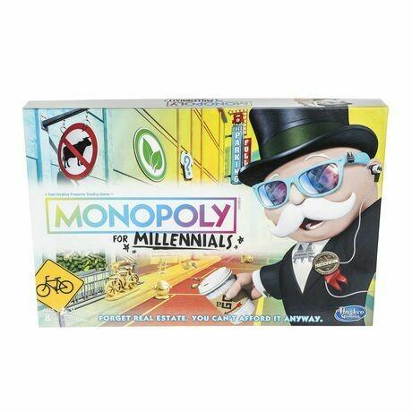 Monopoly Millennials jeu