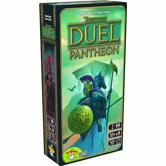 7 WONDERS Duel Pantheon extension