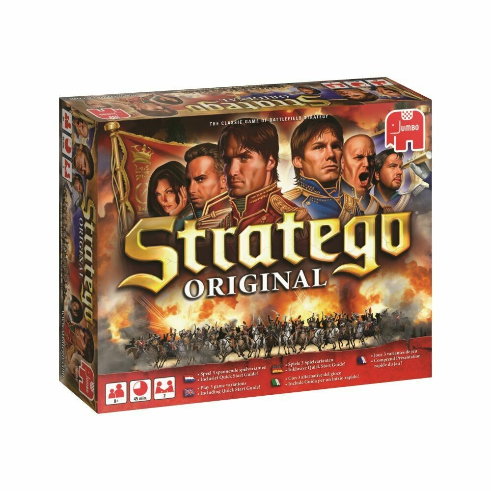 Stratego Original Jumbo jeu de stratégie