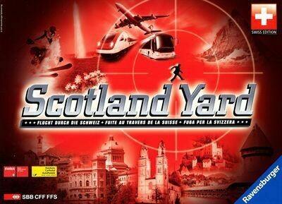 Scotland Yard fuite au travers de la Suisse