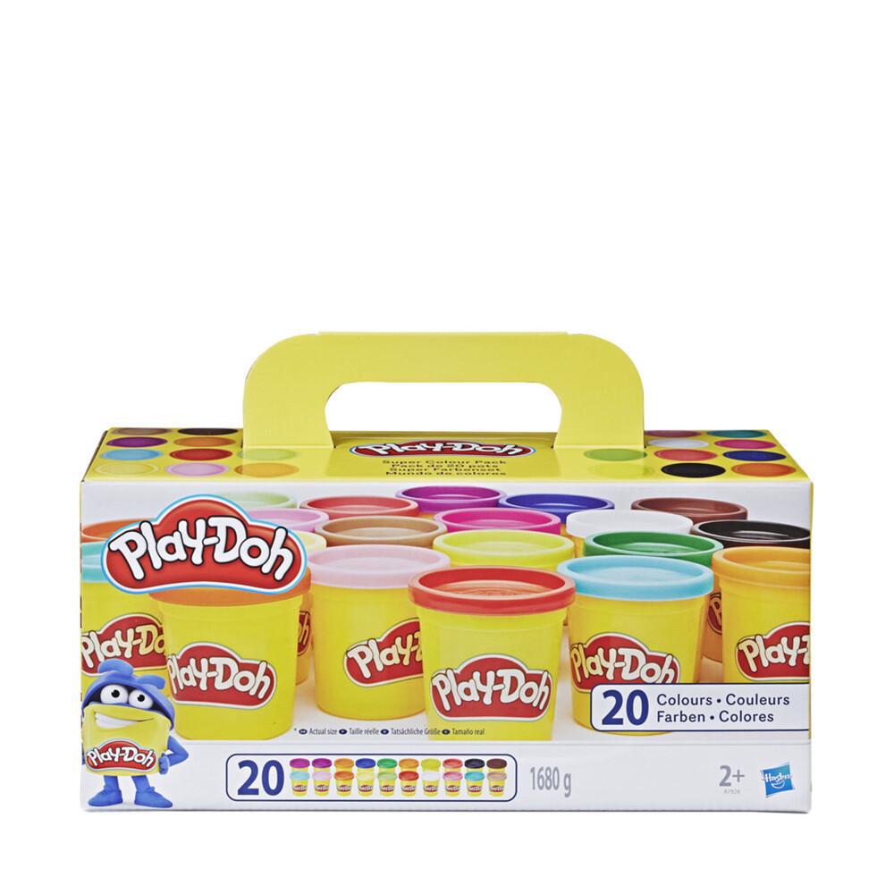 Play Doh pâte à modeler 20 pots