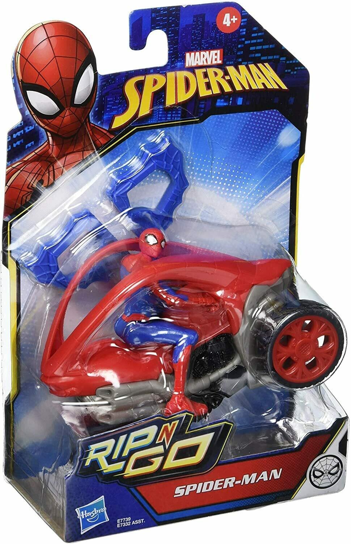 Spiderman Rip N Go Moto