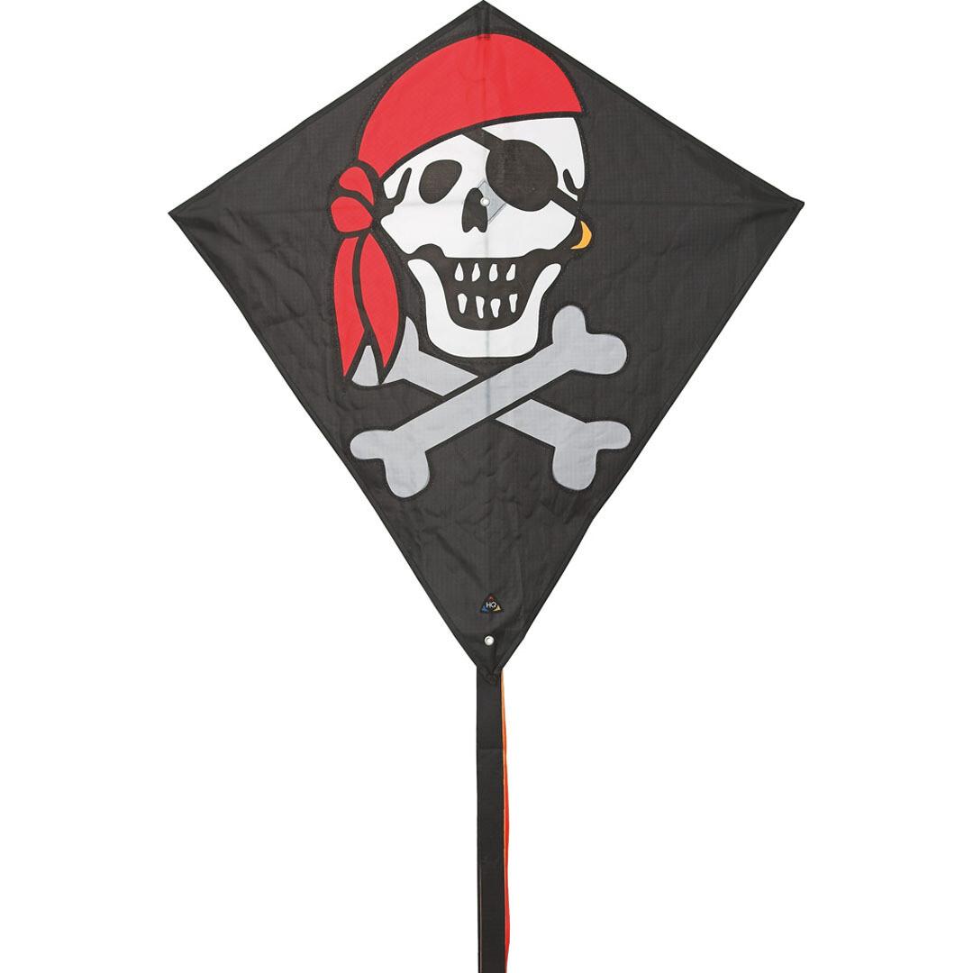 Cerf-volant pirate