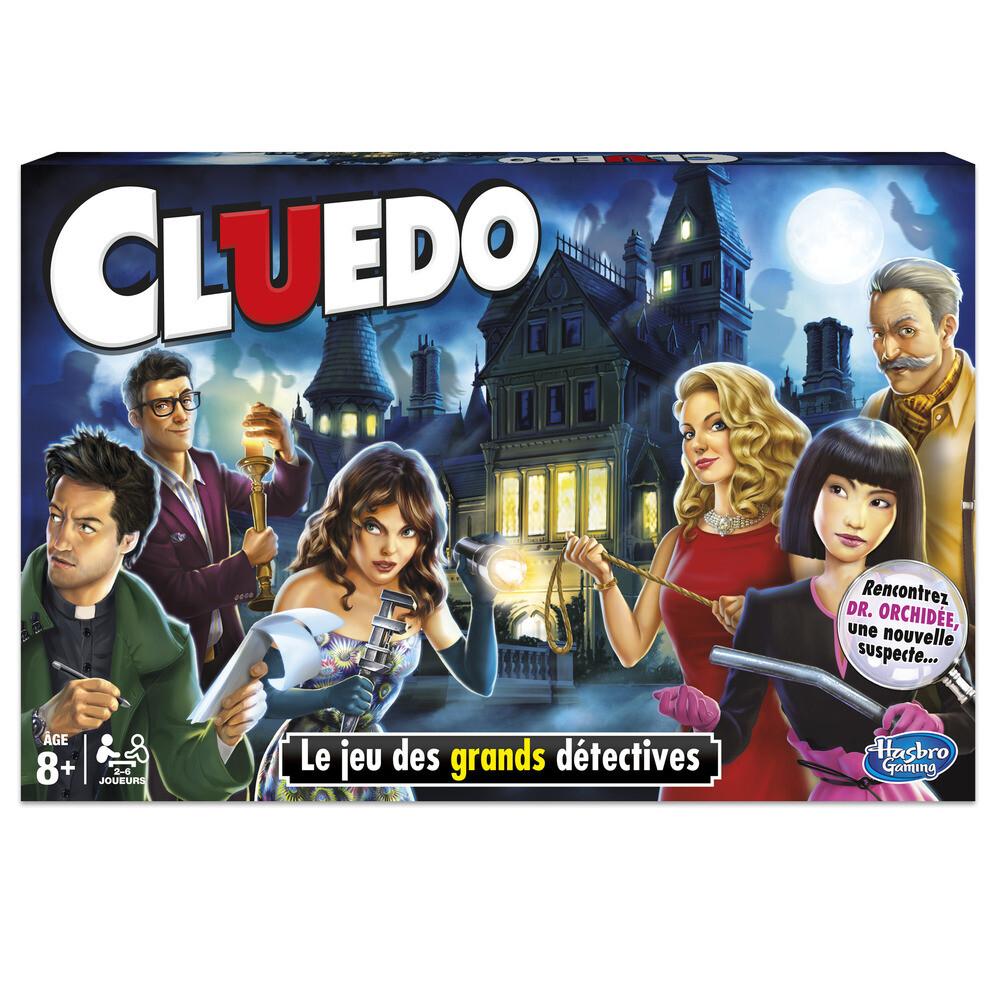 Cluedo Le jeu des Grands détectives