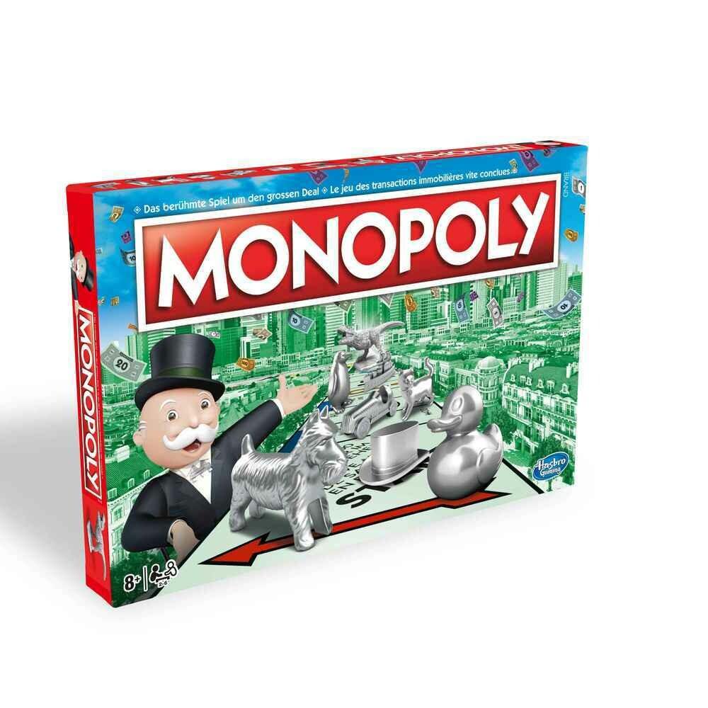 Monopoly Classique Edition Suisse