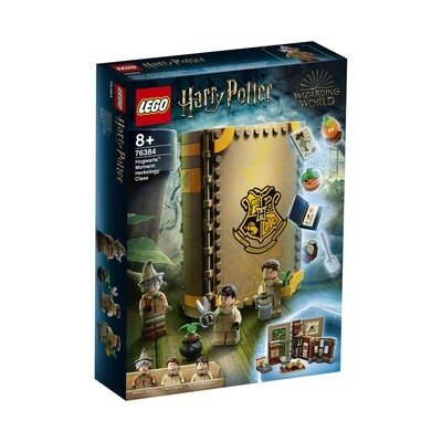 Lego Harry Potter le cours de botanique
