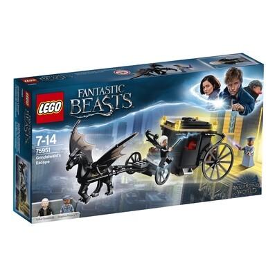 Lego Harry Potter l'évasion de Grindelwald