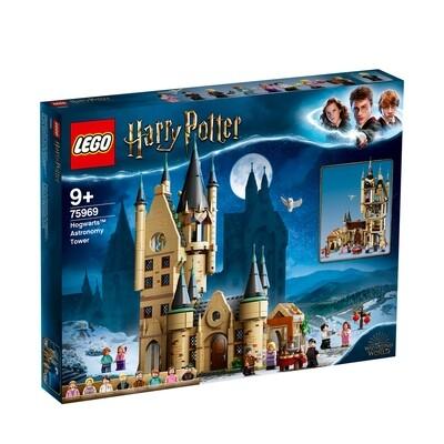 Lego Harry Potter la Tour d'astronomie de Poudlard