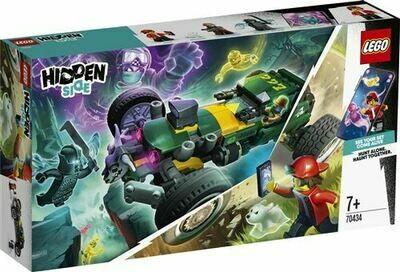 Lego Hidden Side le  bolide surnaturel