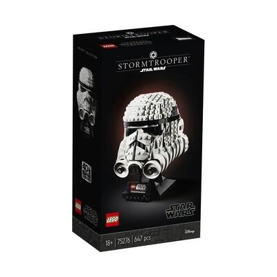 Lego Star Wars casque de Stormtrooper