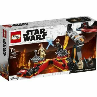 Lego Star Wars Duel de Mustafar