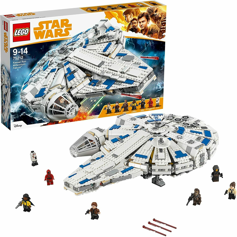 Lego Star Wars vaisseau Millennium Falcon