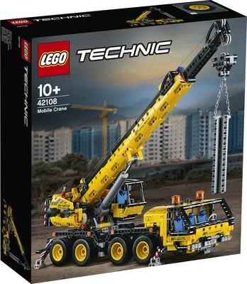 Lego Technic Grue mobile