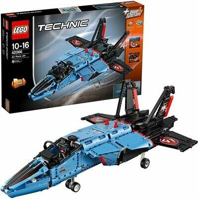 Lego Technic le jet de course