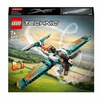 Lego Technic Avion de course
