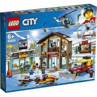 Lego City la station de ski