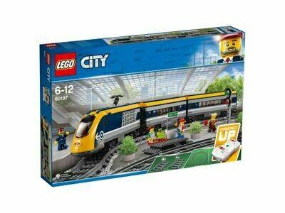 Lego City Train de passagers