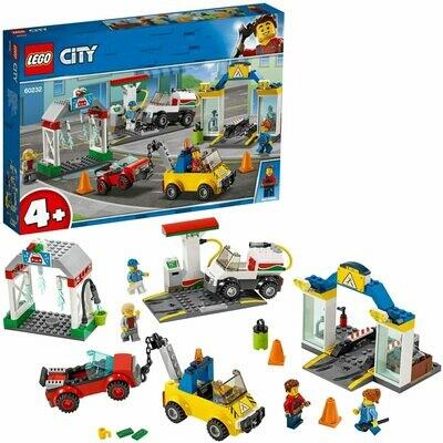 Lego City le garage central