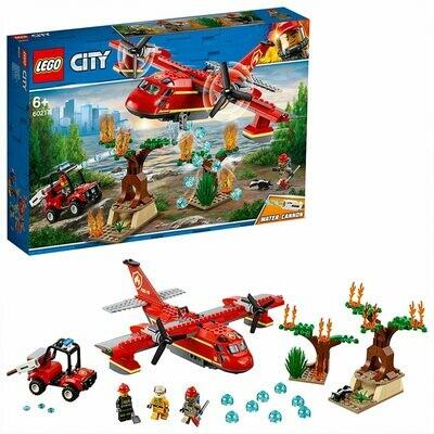Lego City Extincteur avion de pompier