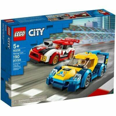 Lego City les voitures de course