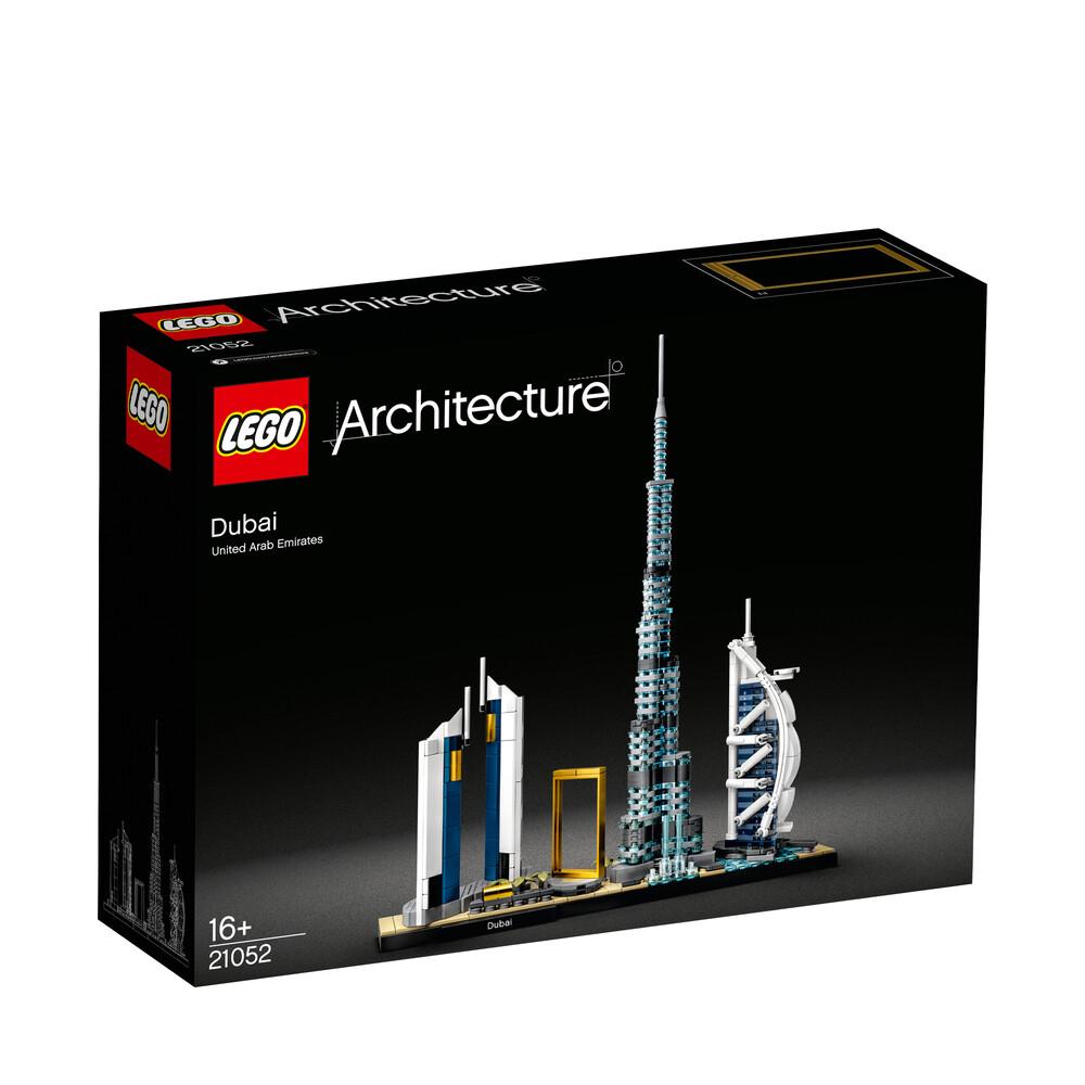 Lego Architecture Dubaï