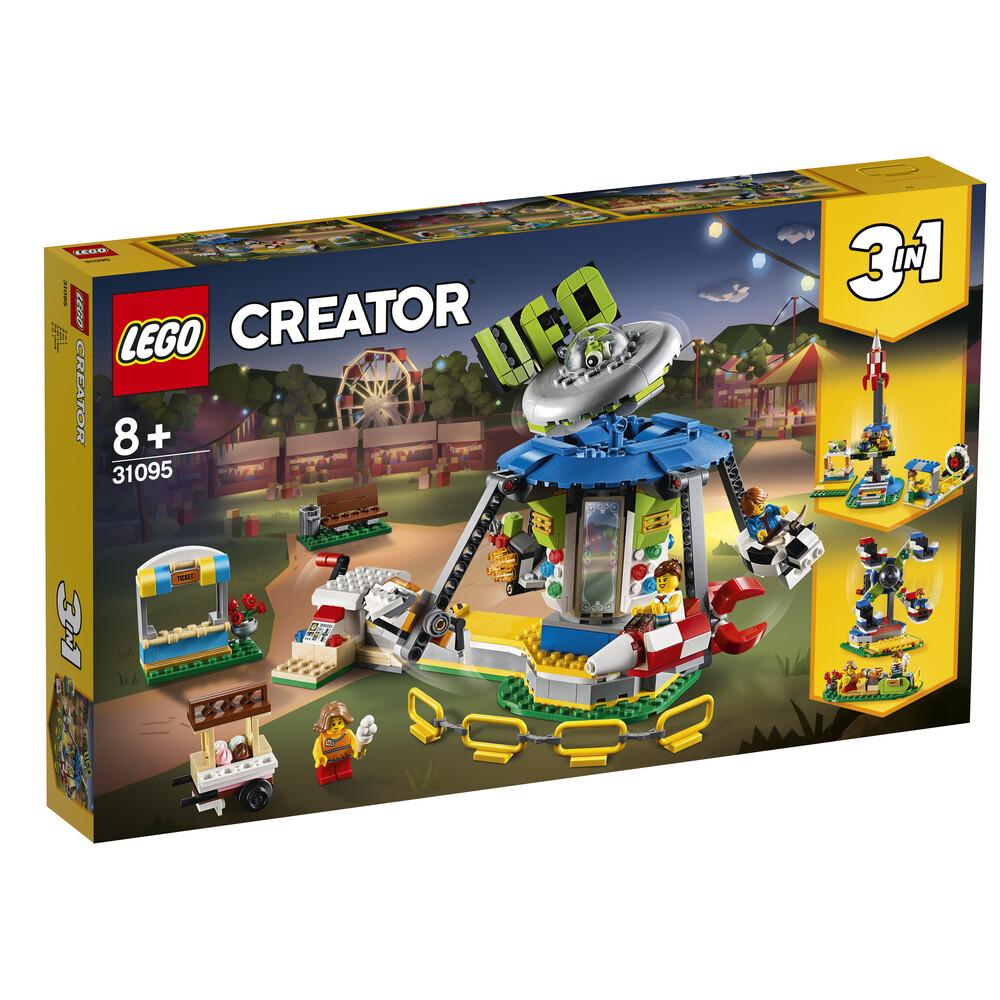 Lego Creator le manège de la fête foraine 3 en 1