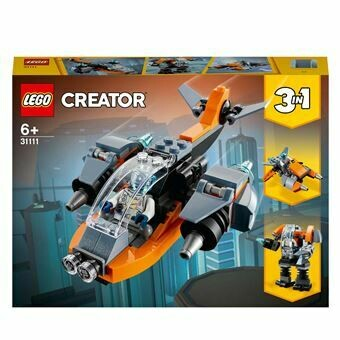 Lego Creator le cyber-drone 3 en 1