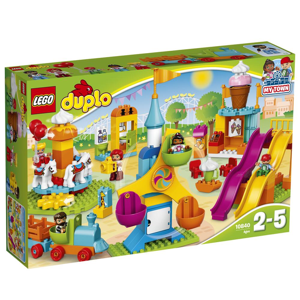 Lego Duplo le parc d'attraction