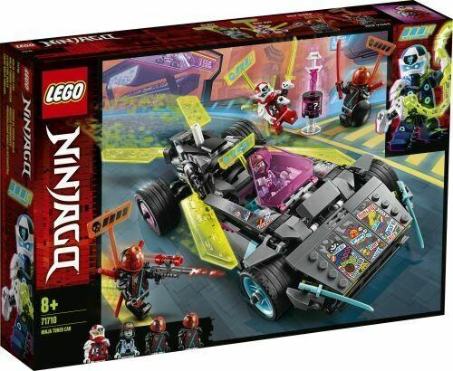 Lego Ninjago la voiture Ninja