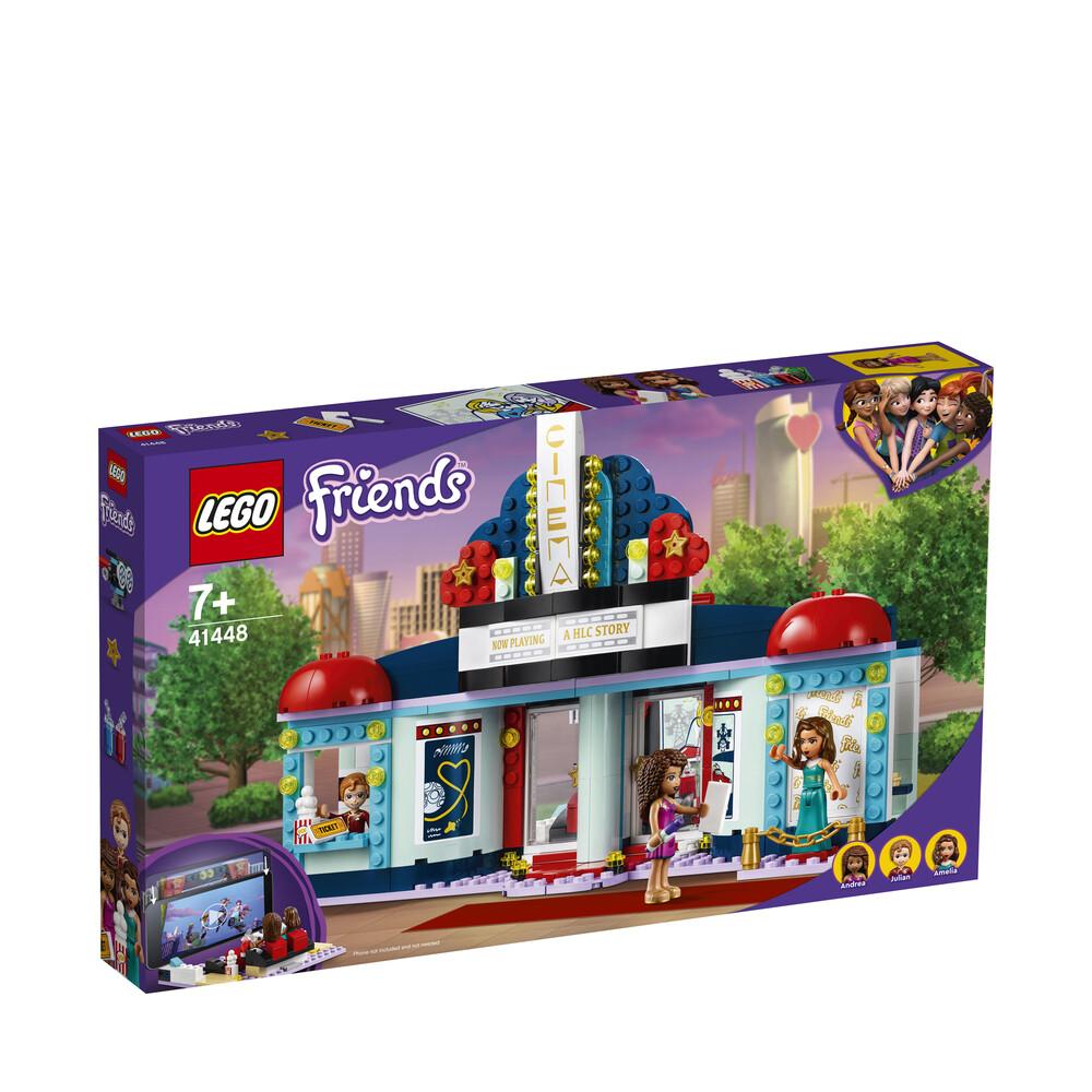 Lego Friends le cinéma de Heartlake City