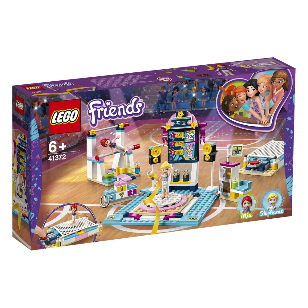 Lego Friends le spectacle de gymnastique de Stéphanie