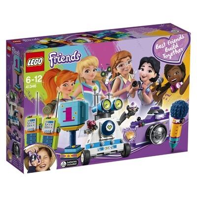 Lego Friends la boîte de l'amitié