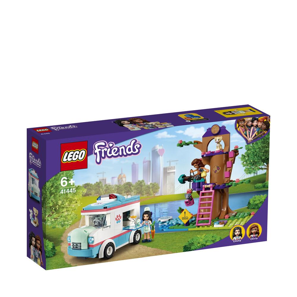 Lego Friends ambulance de la clinique vétérinaire