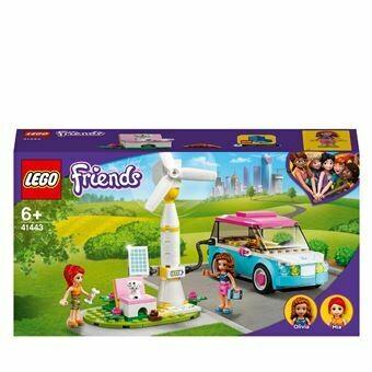 Lego Friends la voiture électrique d'Olivia