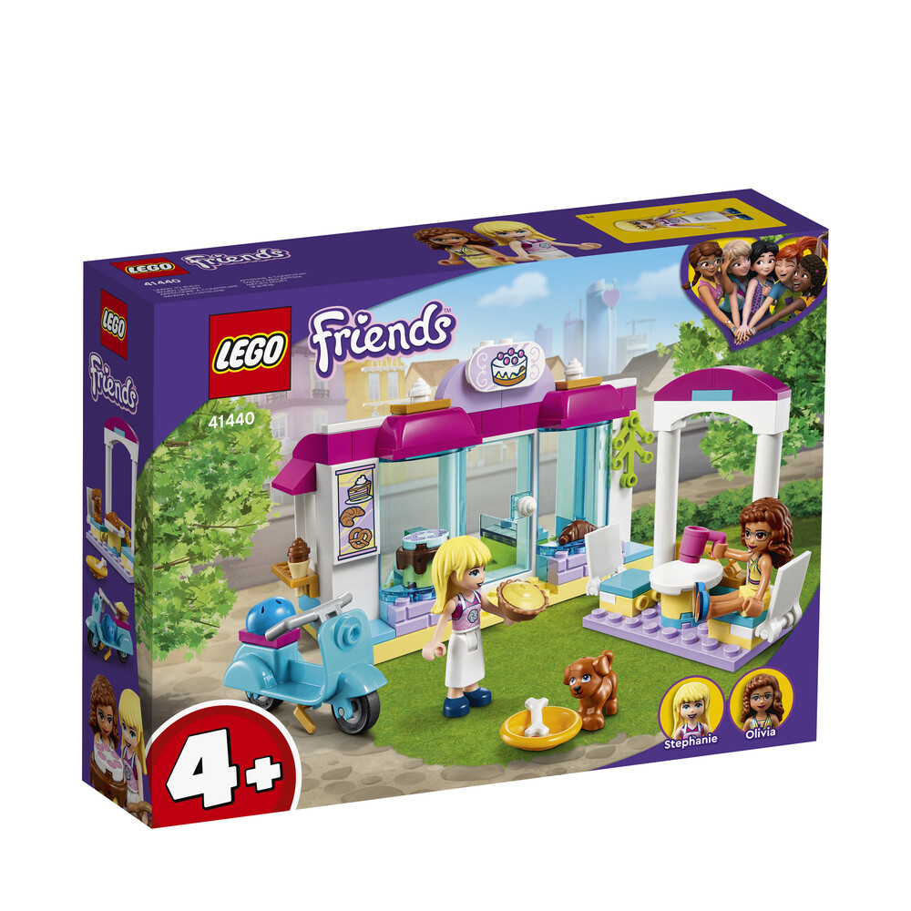 Lego Friends la boulangerie de Heartlake City