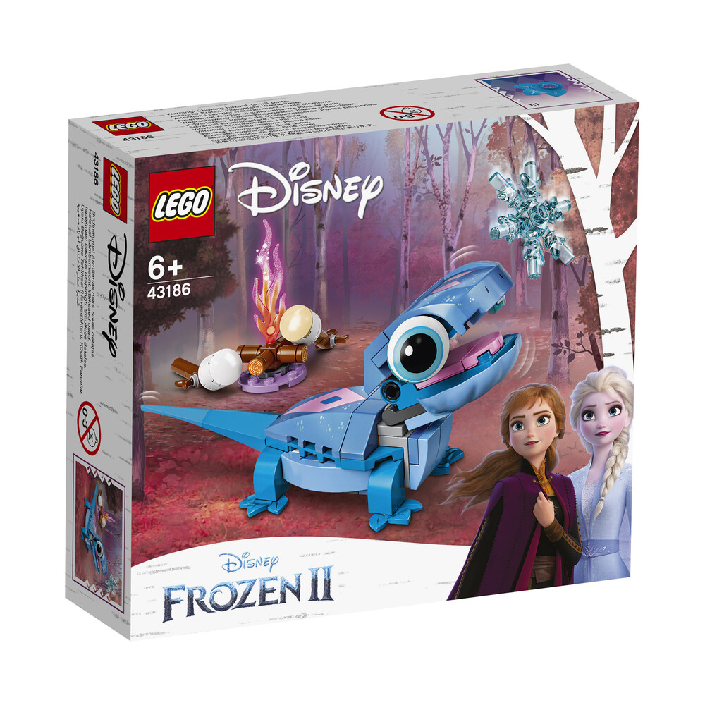 Lego Disney la salamandre Bruni