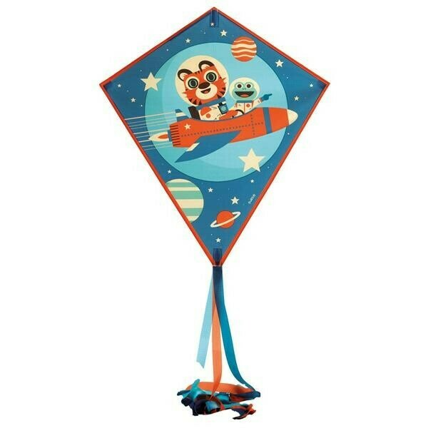 Cerf-volant Rocket Djeco