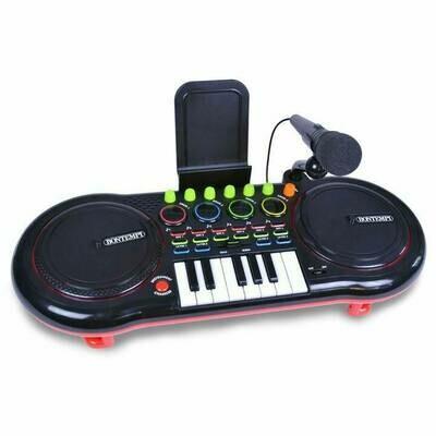 Bontempi DJ Mixer avec microphone