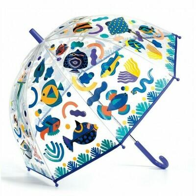 Parapluie Djeco Poissons magiques