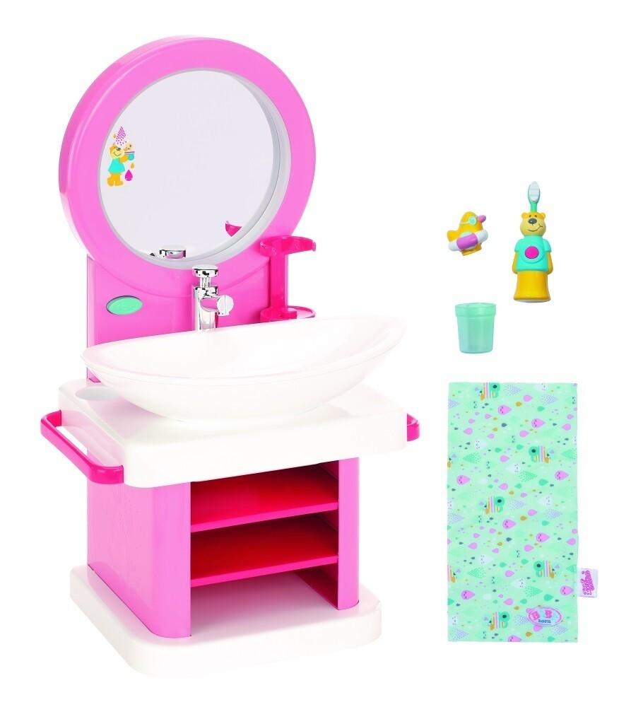 Baby Born lavabo avec accessoires