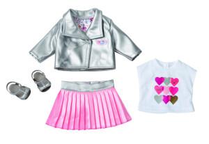 Baby Born set vêtement tenue avant-gardiste
