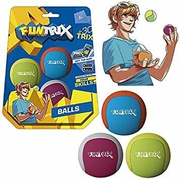 Funtrix Balles à jongler