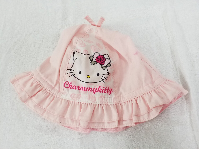 Chapeau rose Charmmykitty
