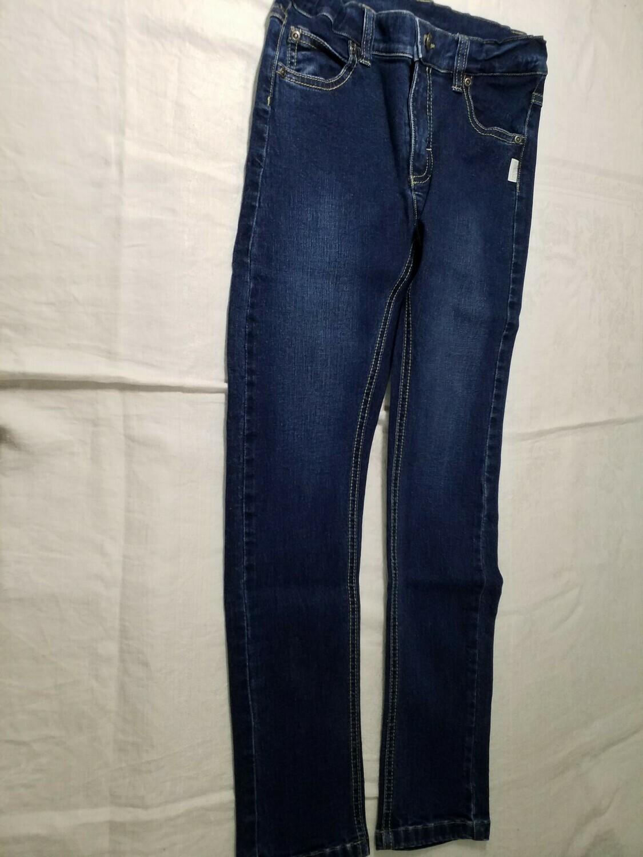 Jeans avec poches arrières marquées Stummer