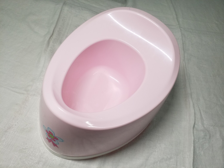 Pot rose pour bébé