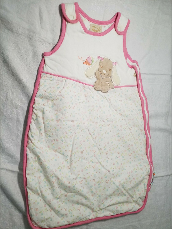 Gigoteuse popeline 70 cm 0-6 mois Noukie's (sac de couchage)