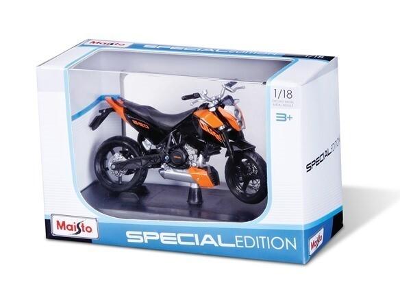 Moto Maisto Spécial Edition 1/18 Ducatti, Yamaha, etc.