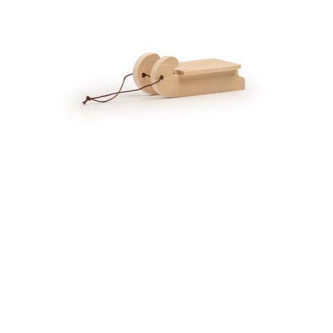 Luge en bois Trauffer no 4016
